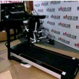 Elektrik Treadmil idachi DC-3 model spring shock #SA bursa alat fit