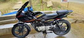 PULSAR 150 MODIFIED TO 220