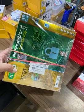 Net Protector Total Security 1User 1Yr Anti Virus