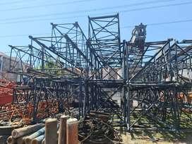 Boom crane pangkal boom crane bekas bawaan crane asli original