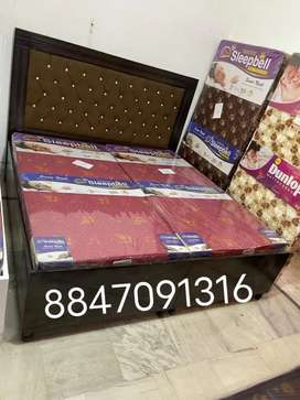 Double bed box sf 0013