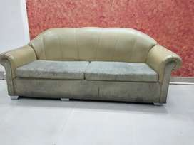 10 seater sofa set with center table just need to dry cleaning