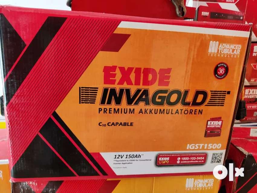 Inverter Batteries ( Motor cycle, cars& inverter batteries)