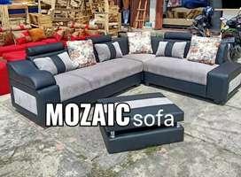 Sofa AERO jumbo type L Bisa kredit tanpa dp bunga 0% gratis ongkir