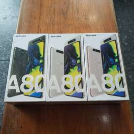 Samsung A80 Weekend Sale 8/128 varian Black ~ White ~ Gold