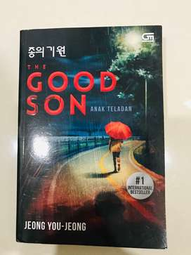 Novel Thriller Good Son