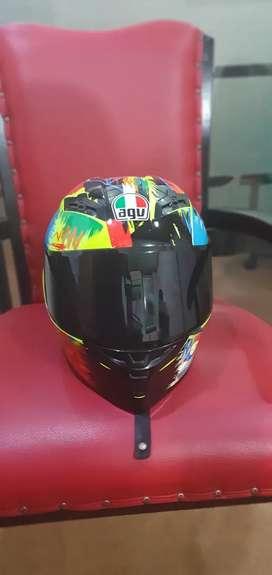 Helm MRC VR46 bagus bgt