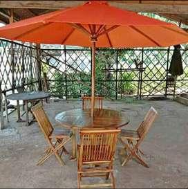 Meja payung,meja cafe,meja taman,kursi taman,meja pantai,meja outdoor
