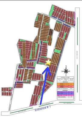 (L-2164) 80 Sqyd North Town Residency Phase 1