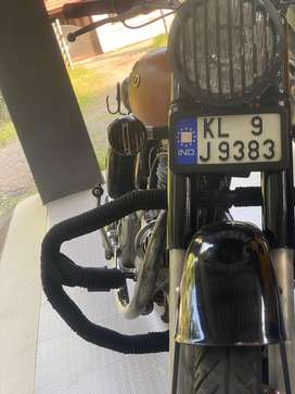 enfield bullet electra 350 work full don