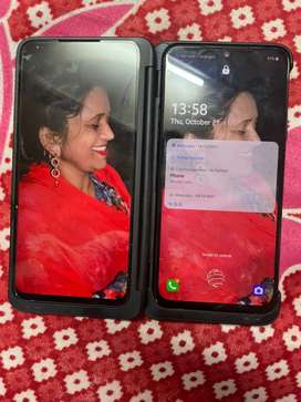 LG G8X duel screen full mint condition