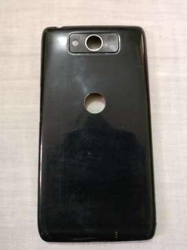 Motorola droid ultra original back casing for sale...