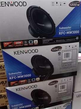 Kenwod subwoofer 12