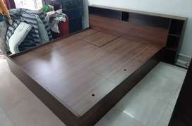 For selling ,Branded New King size double bed