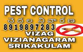 VISAKHA PEST CONTROL,HOME DEEP CLEANING,GROUTING and SANITIZING WORKS