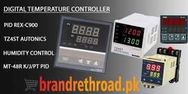 Different Types Of Digital Temperature Controllers are Available