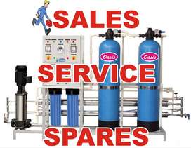 Ro Plants sales, service and spares