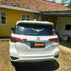 Toyota Fortuner VRZ AT solar th 2019