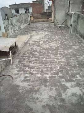 Fully furnished 2nd floor with terrace for sale.