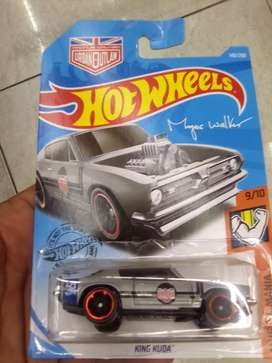 Hotwheels king kuda