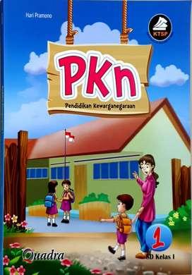 PKN 1 Bahasa Indonesia 1 Quadra Baru Murah!!!