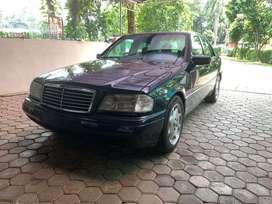 Mercedes Benz w202 1997 c230
