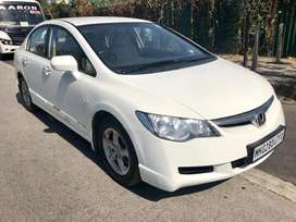 Honda Civic 1.8S Manual, 2007, Petrol