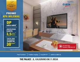 Apartemen 1309 ! The Palace Yogyakarta Promo September DP 0%