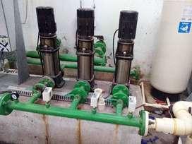 Need technician mechanical and plumbing work - 2nos