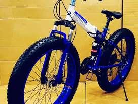 Bmw fat tyers folded cycles sale in Belgaum