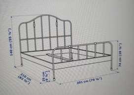 Sagstua make King Size Bed