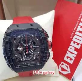 Jam tangan pria original Expedition SE 6782
