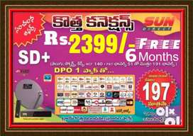 All dth brands available vaanielectronics