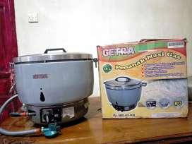 Penanak nasi gas