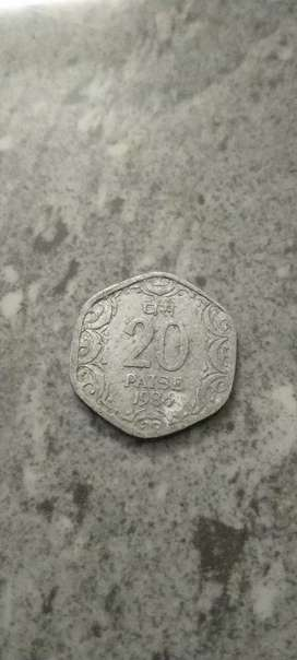 Its very old and paise is clear