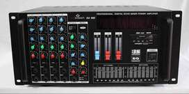 amplifier karaoke power mixer 11 ch