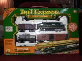 Mainan Kereta Api Int'l Express 1604-2B