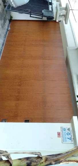 pagar grc motif kayu,tahan hujan dan panas