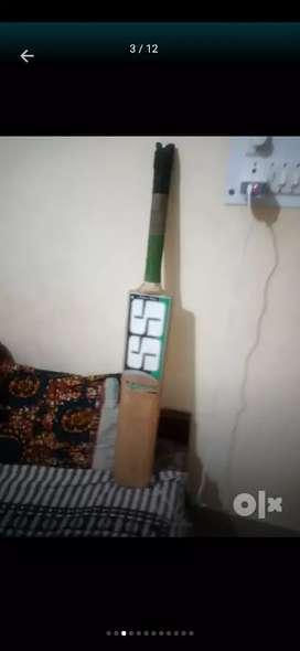 As triple duce bat only,1 time use ,kasmirri bellow