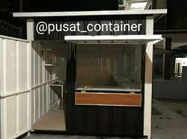 Custom Booth Container Size : 4 x 2,5 x 2,5 meter