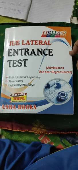 New Jee Lateral Entrance book