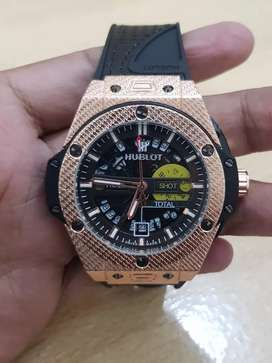 Hublot chronograph watches for men