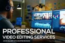 Video services 50% off With DSLR+gamble
