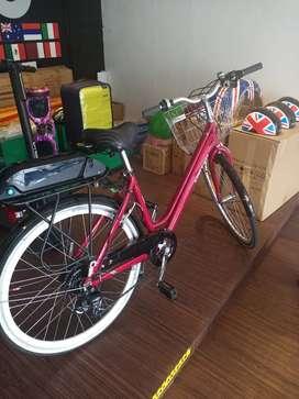 Sepeda listrik United jual rugi