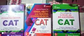 CAT MBA books latest edition 2020 ARUN SHARMA