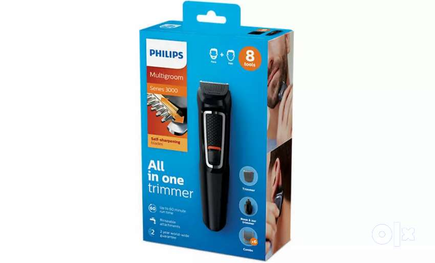 NEW PHILIPS  TRIMMER MG 3730 0