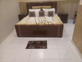 HOTEL room weekly 15000 & luxury  bed room Night 3000 &short stay 2000