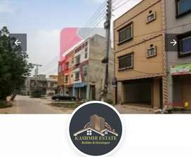 2marla commercial building for sale in Pakarab B BLOCK