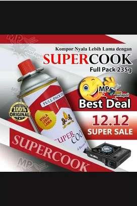 gas portable super cook