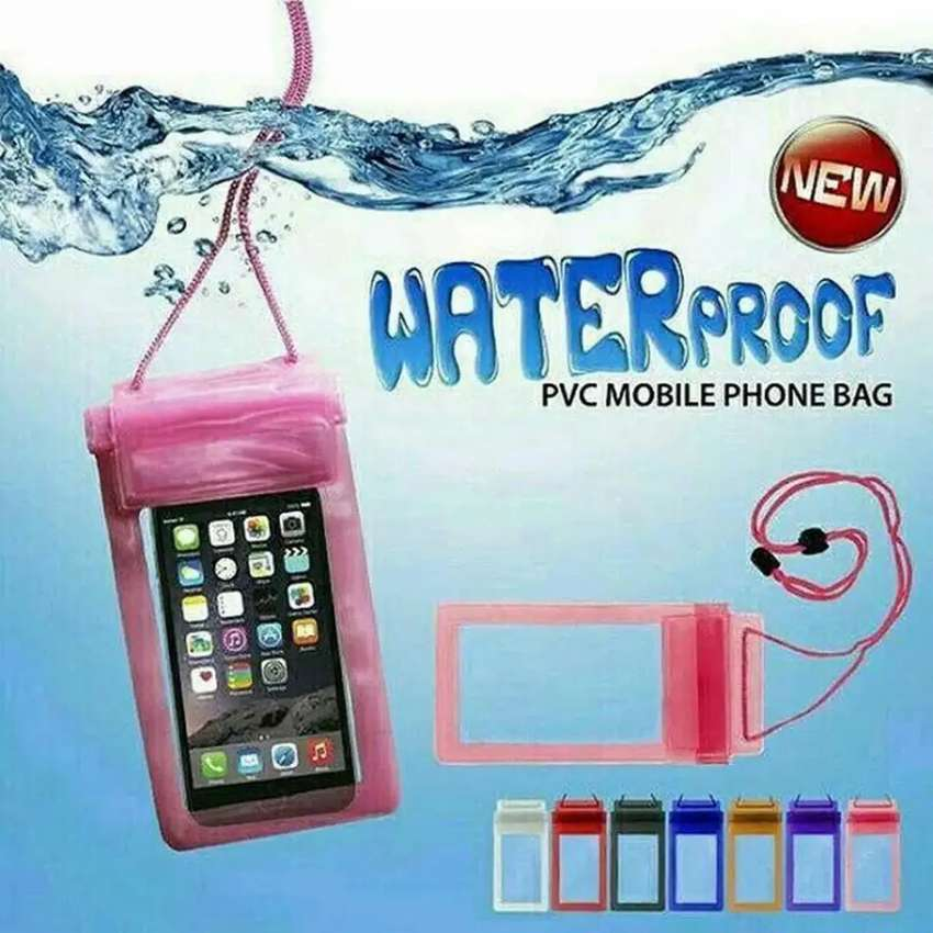 Waterproof Case Hp Universal All Size HP up to 6 ALL TIPE HP